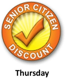 $2.00 discounts on full service oil changes on Thursday.